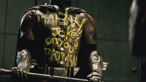 Batman v Superman: Dawn of Justice Robin