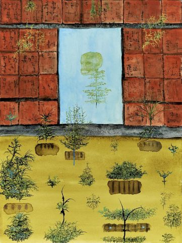 Home is not a place. It is something else di John Lurie