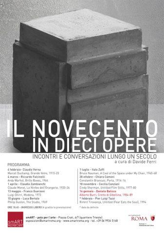Locandina_Incontro_NovecentoInDieciOpere_new
