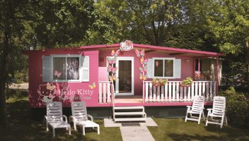 In vacanza a casa di Hello Kitty…