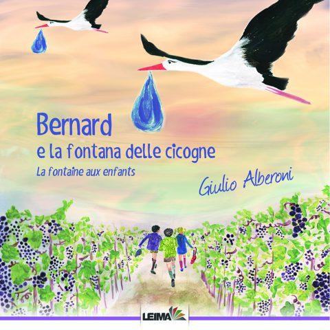 """Giulio Alberoni torna in libreria con un'avvenuta incredibile: """"Bernard e la fontana delle cicogne"""""""