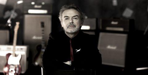 Mauro Pagani - foto di Stefano Moro