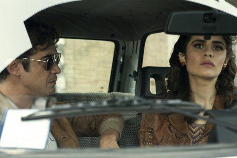 Riccardo Scamarcio e Greta Scarano