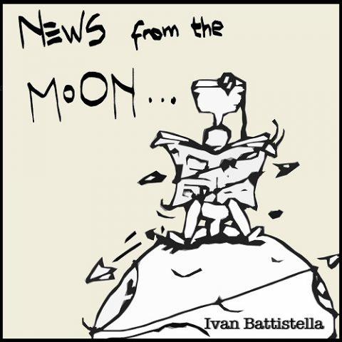 Ivan Battistella - News From The Moon