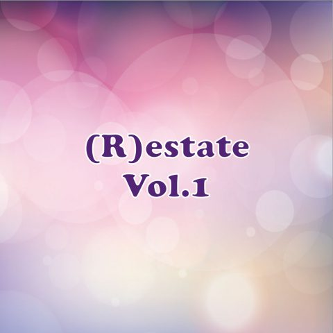 (R)estate Vol.1_Copertina