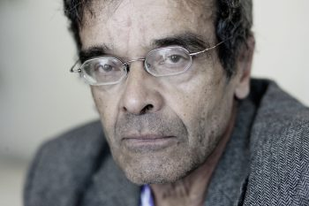 Special: Harun Farocki Director Harun Farocki, fotografiert bei der Viennale 2009